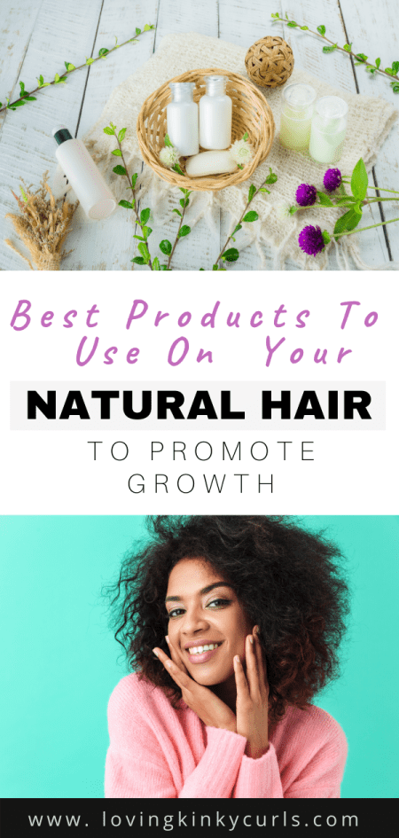 Best products for natural 4C hair