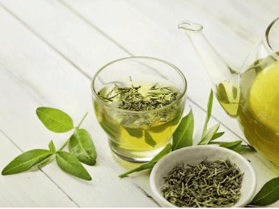 Green Tea Rinse For Hair