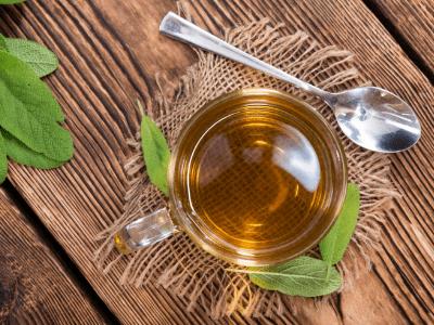 Sage Tea Rinse For Hair