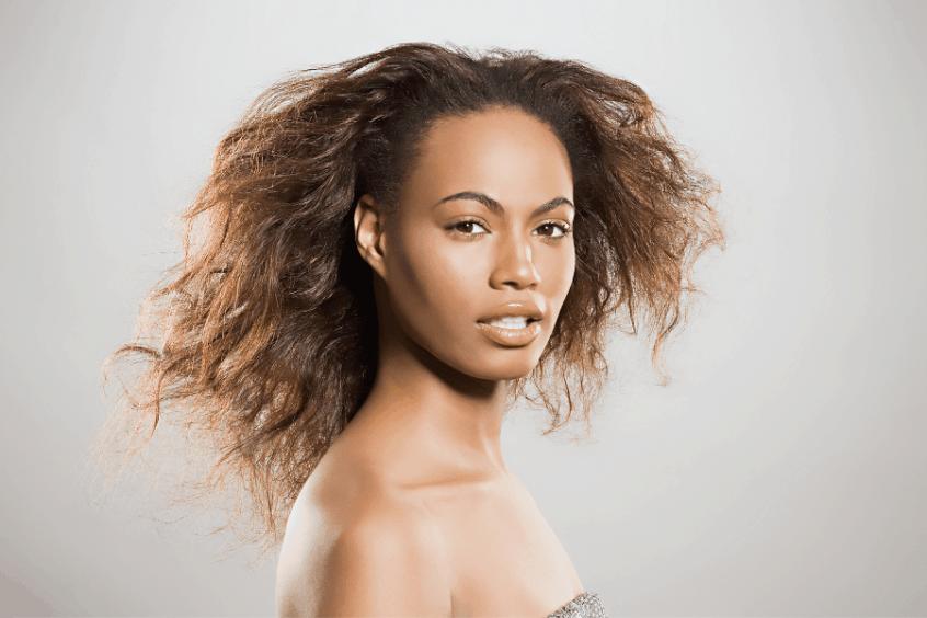 High Porosity Hair