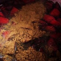 apple & blackberry jam