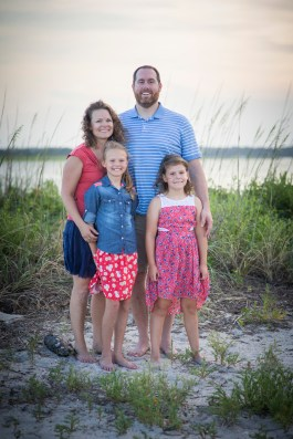 Family Photo Shoot_ Masonboro Island (7)