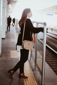 Train station feels