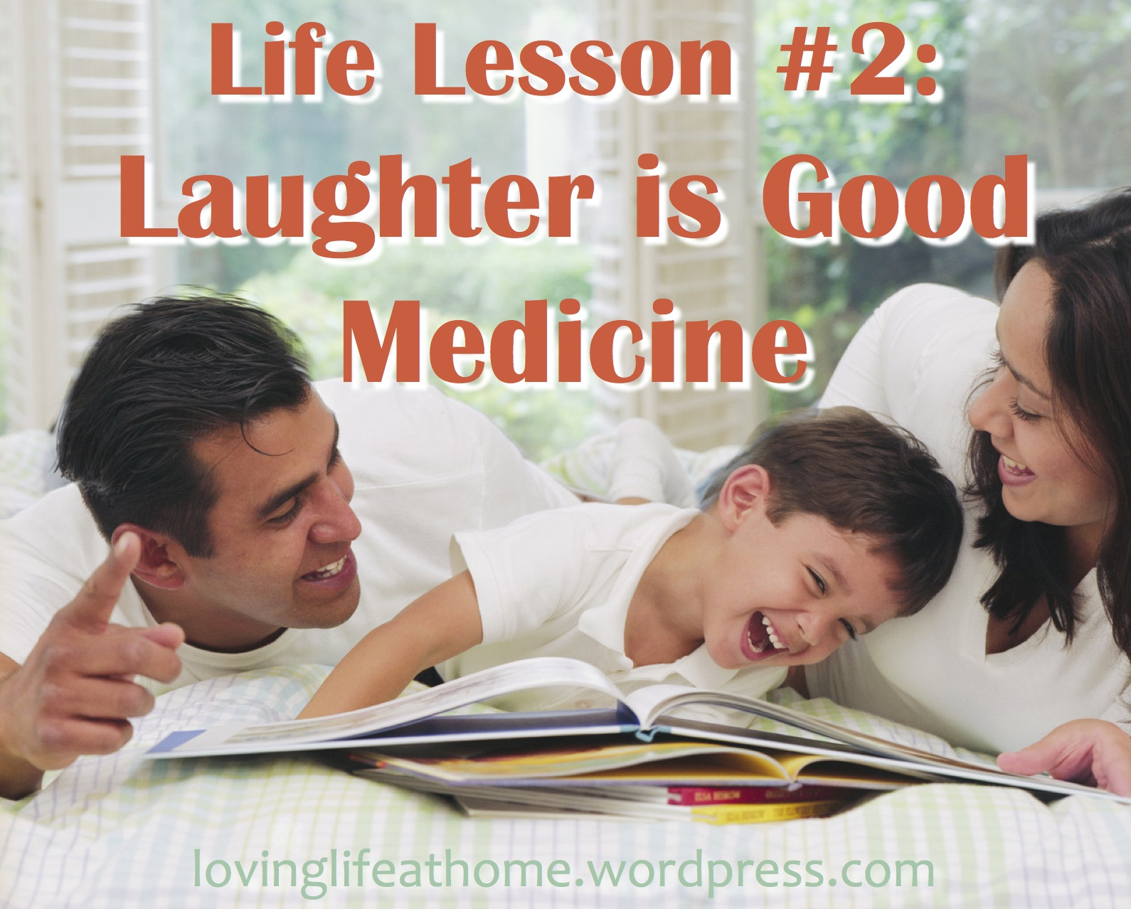 Laughter Is Good Medicine