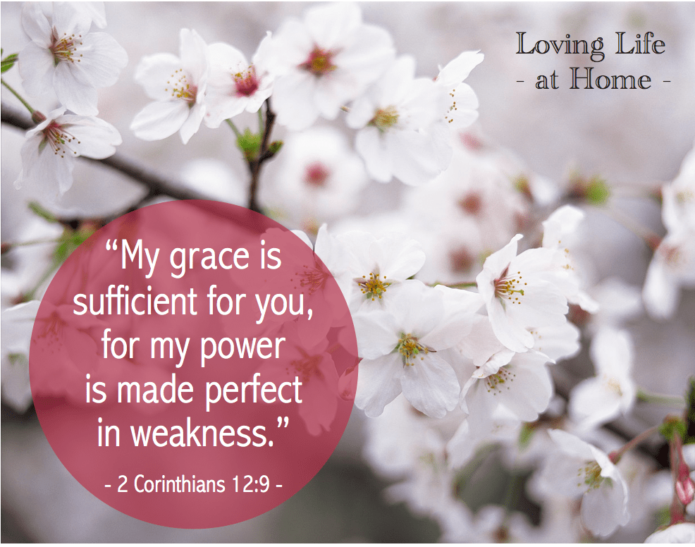 Grace for the Undeserving
