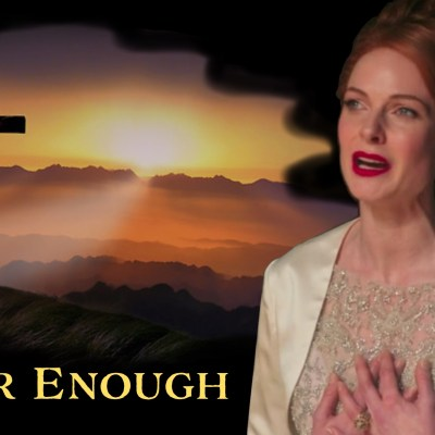 Never Enough (to Sever Jesus' Love for Me)