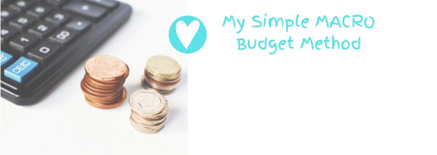 Macro Budget