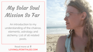 My Soul Searching Mission | Self & the Solar Chakra Series Introduction