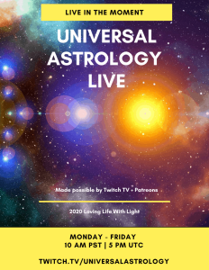 About Universal Astrology Live