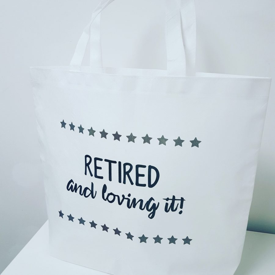 Retired Star Bag