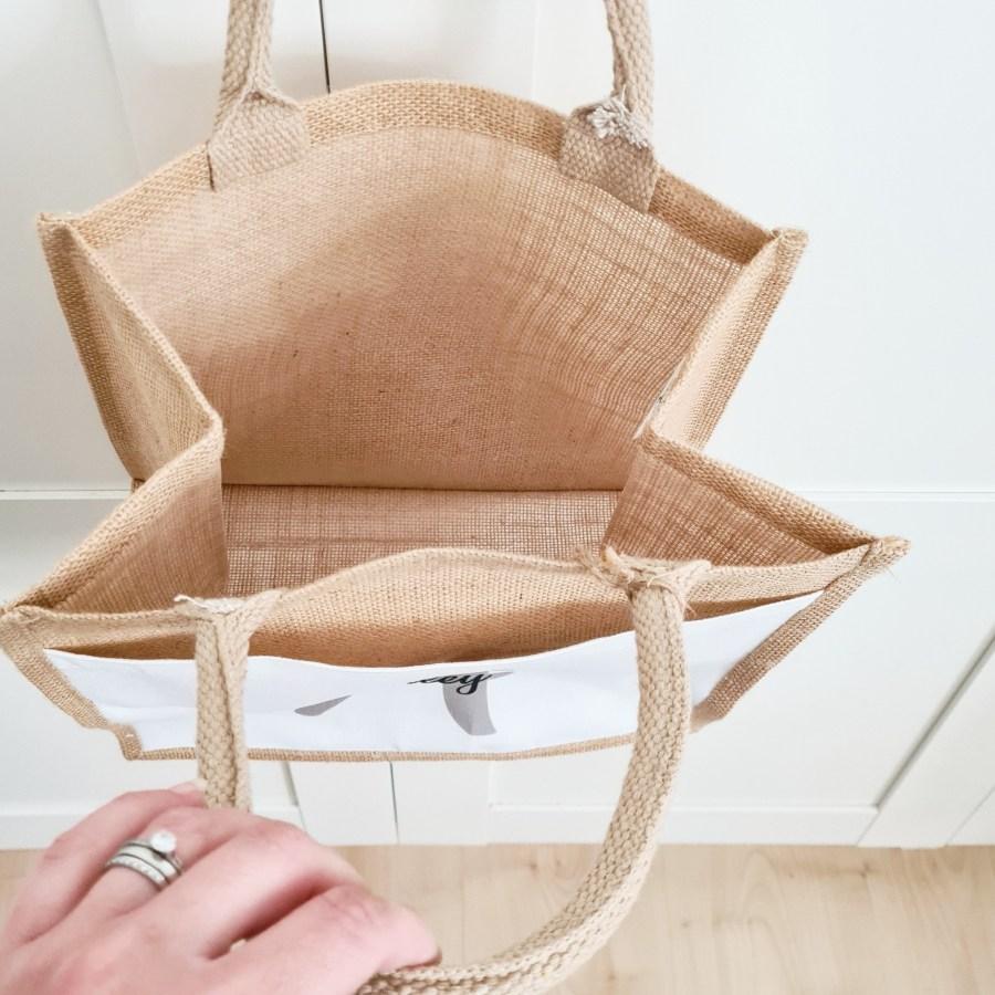 Bag with Front Pocket