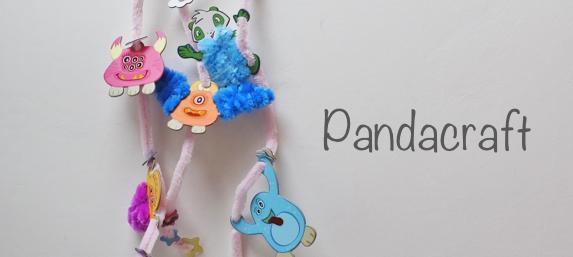 Le kit créatif Pandacraft– Novembre 2016