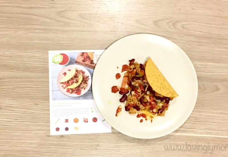 Notre expérience HelloFresh, la box repas