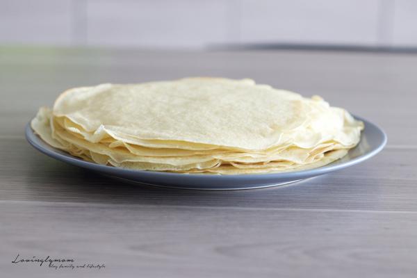 Nos crêpes sans gluten et sans PLV – Recette