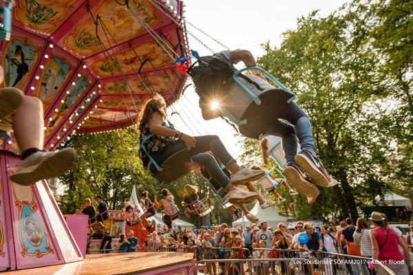 Les Solidarités – Festival à faire en famille durant l'été
