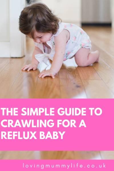 The simple guide to learning to crawl