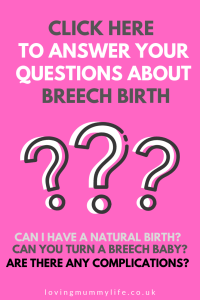 breech birth
