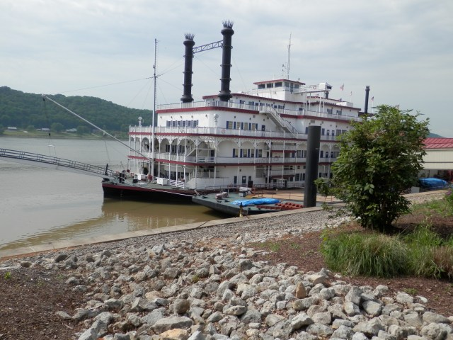 Casino on the Ohio River.