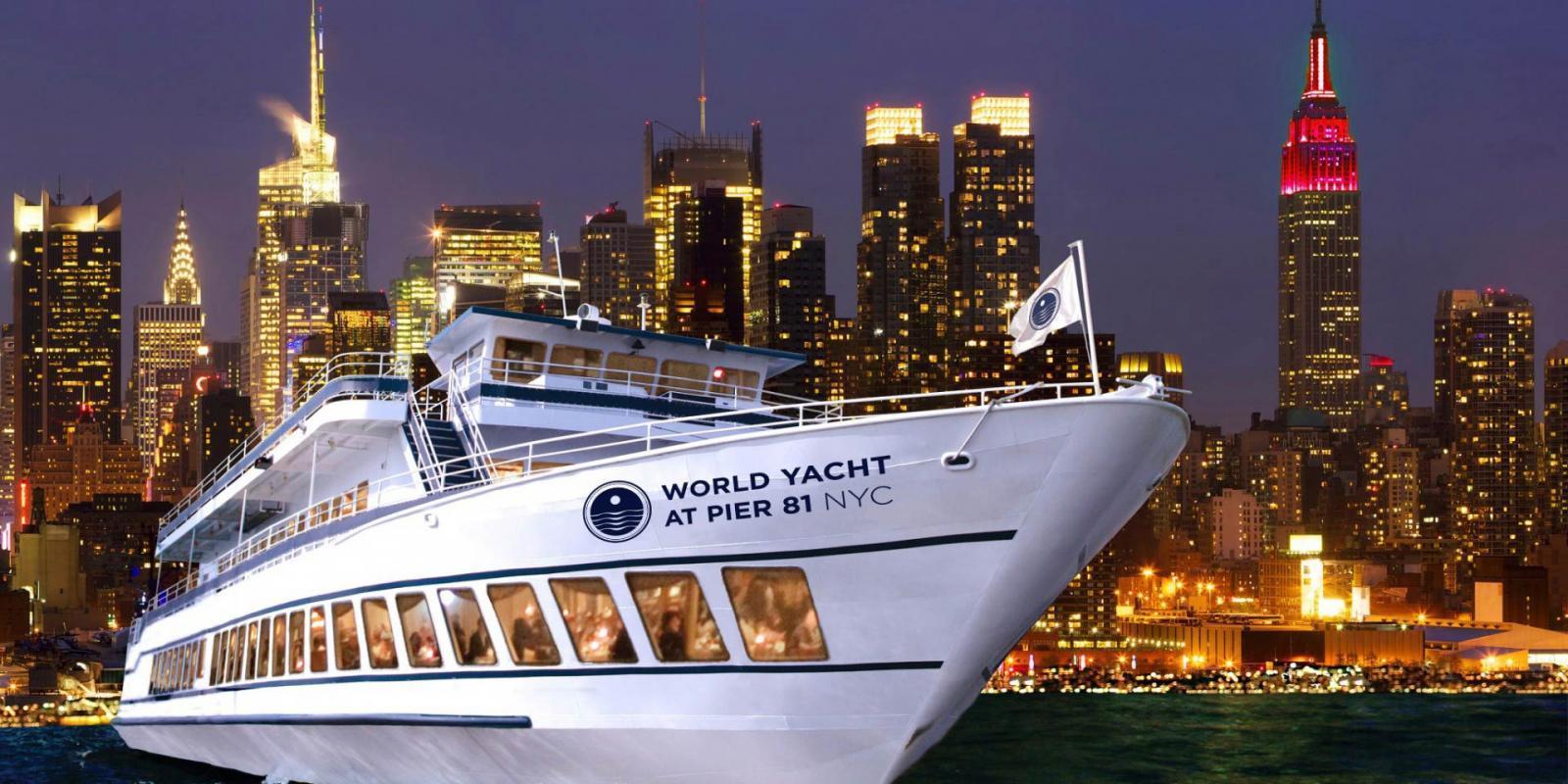 Passeio De Barco Em Nova York Com Jantar Preos Rotas