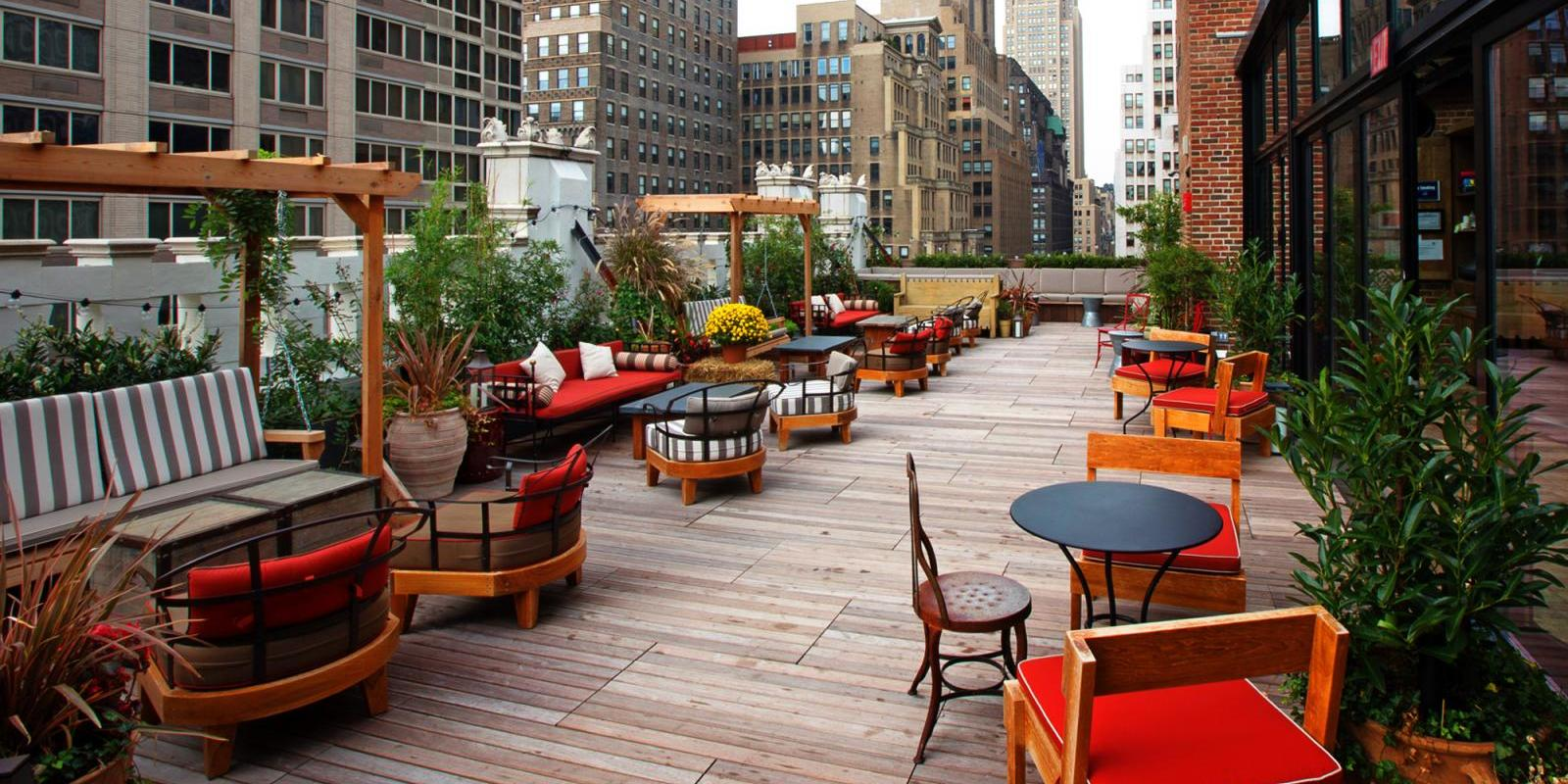 ᐅ rooftop bars new york fur familien