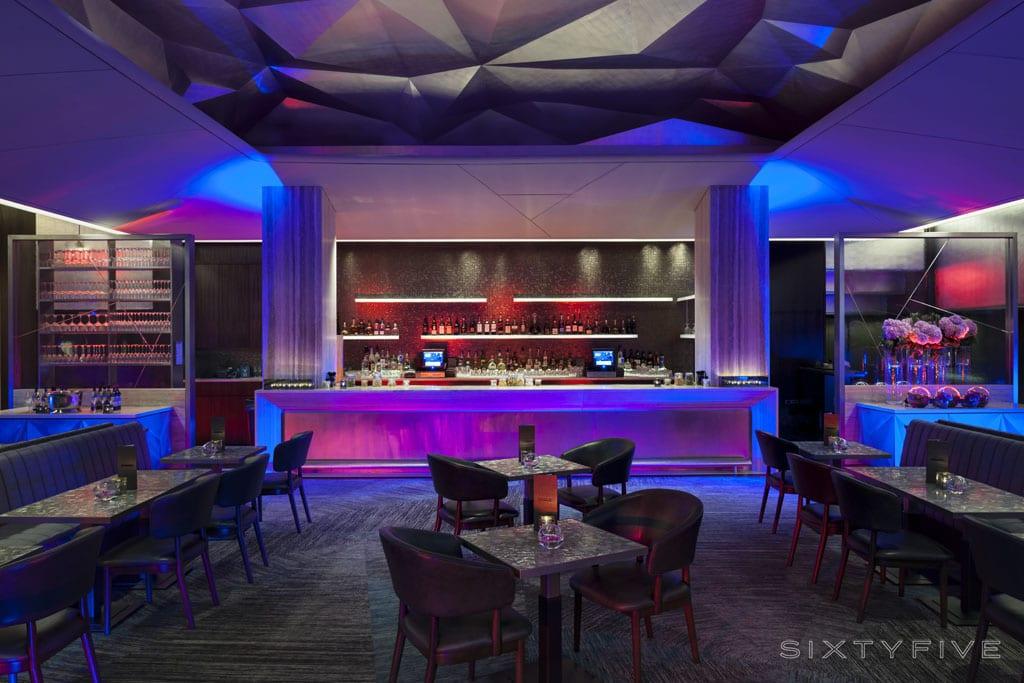 SixtyFive Bar Und Rooftop Lounge Im Legendren Rainbow