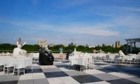 Roof Garden Caf and Martini Bar im The Met | Loving New York