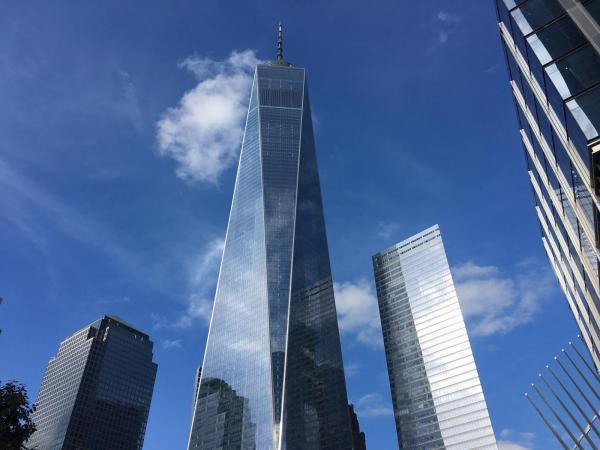 World Trade Center Ground In York