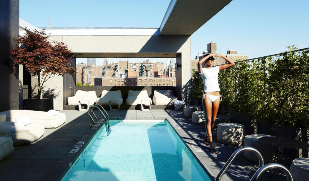 Rooftop bars de Nueva York  Listo para brindar con las