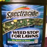Product Review: Spectracide Weed Stop For Lawns