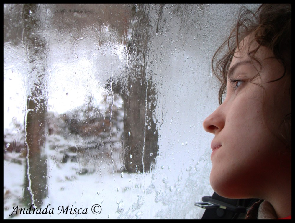 Sad Girl, Cold Weather