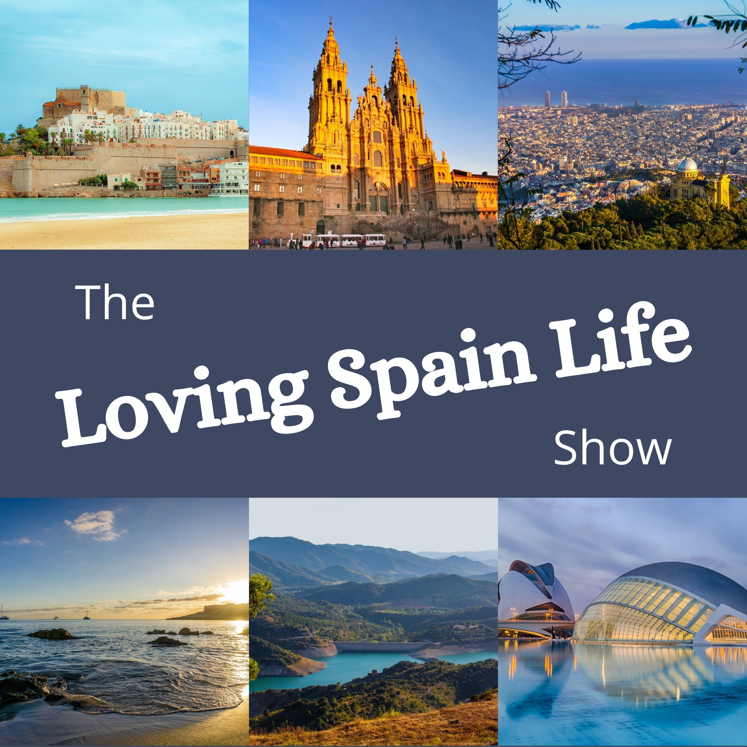 Cover Life in Spain Podcast