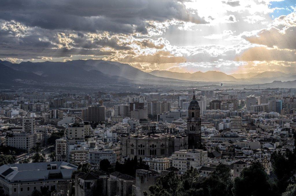 view_of_Malaga_spain