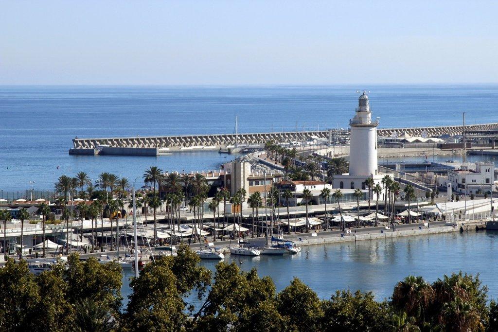 Malaga_spain_port
