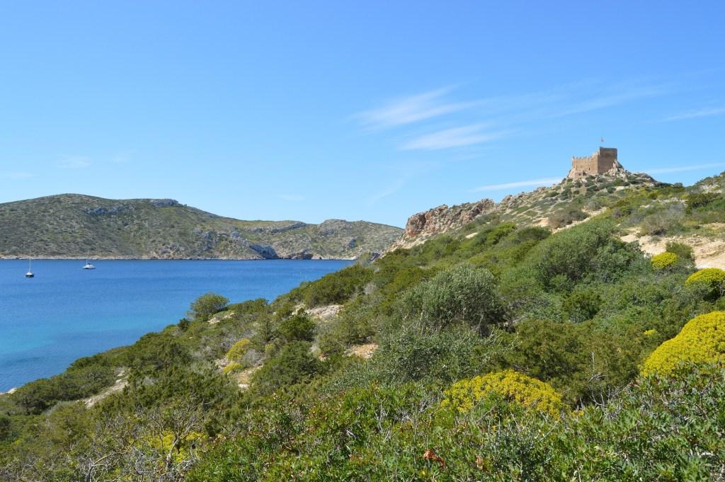 Cabrera Archipelago Maritime-Terrestrial National Park Spain