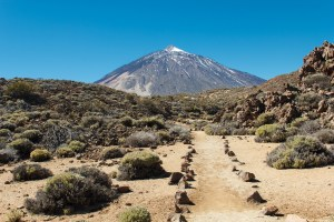 Teide National Park Spain