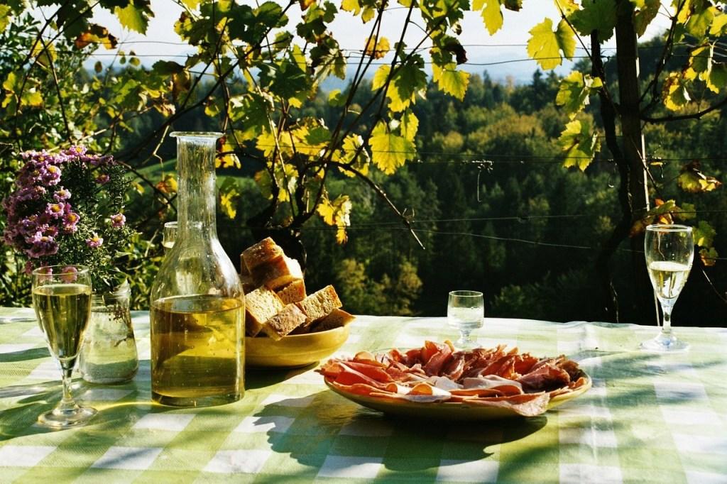 Balearic Islands wine and food