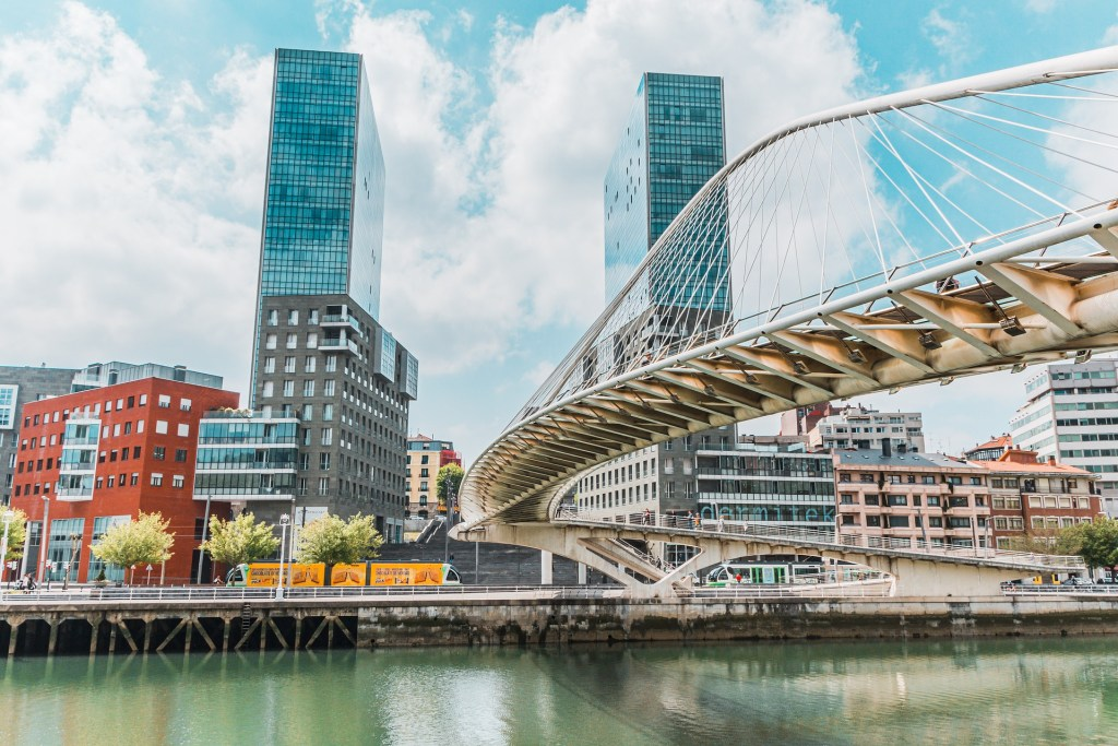 Bilbao-Bridge