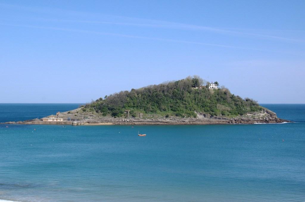 Isla Santa Clara San Sebastian