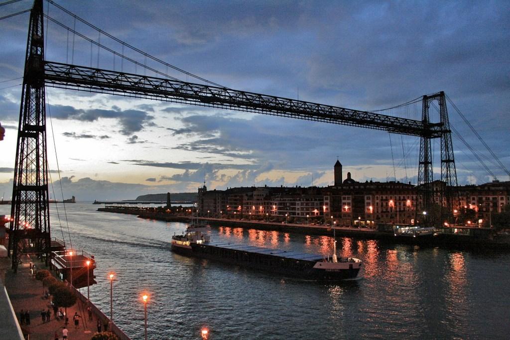 Bilbao-Transporter-Bridge