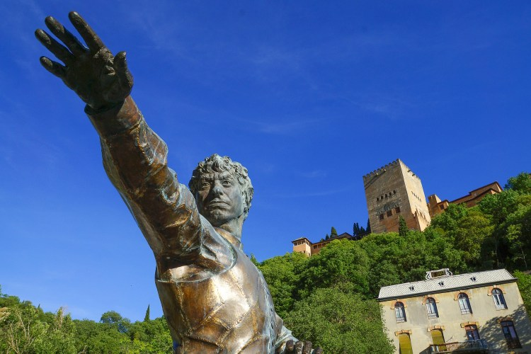 Granada-Monuments