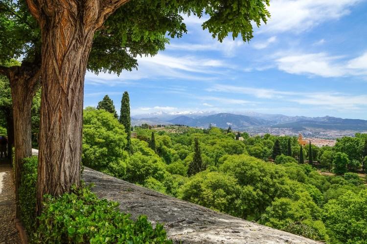Granada-Spain-Climate