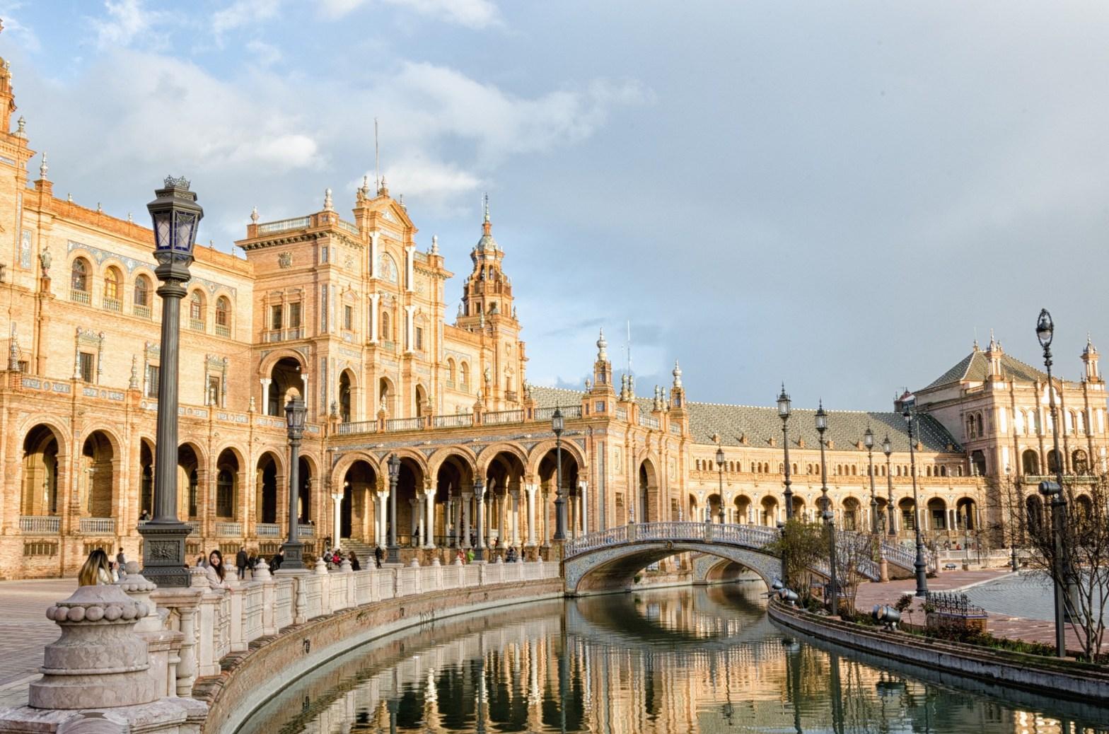 Seville-Spain-architecture