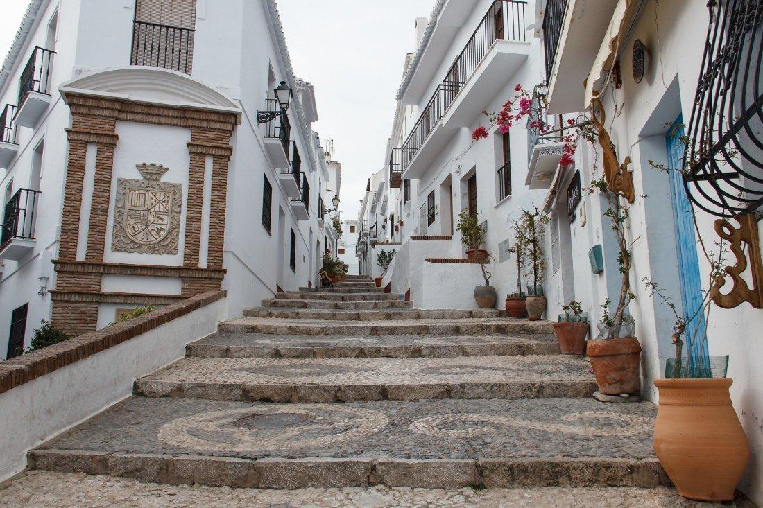 Frigiliana-Spain