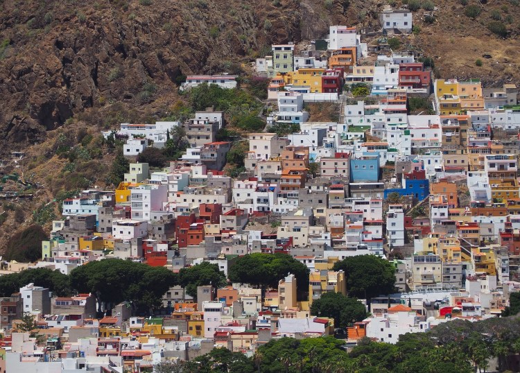 Canary-Island-town