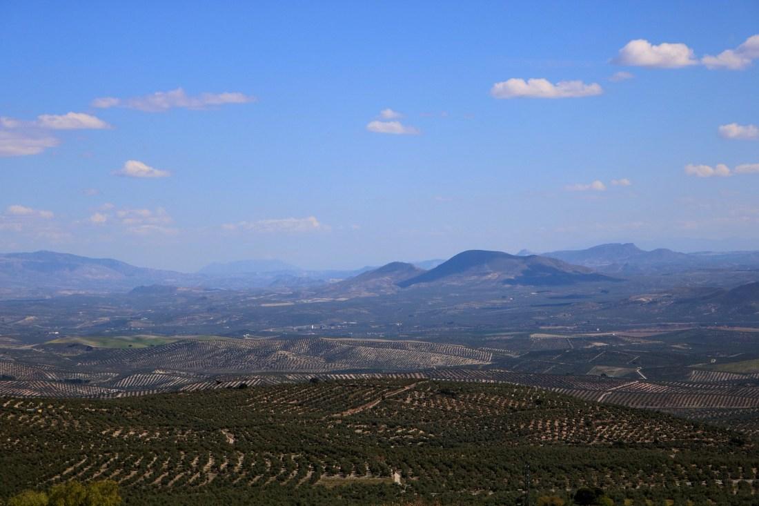 landscape-Baeza-Spain