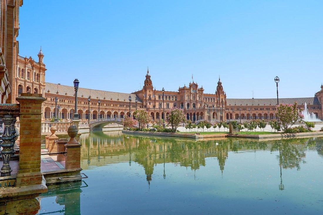 Seville-regional-parliament-building