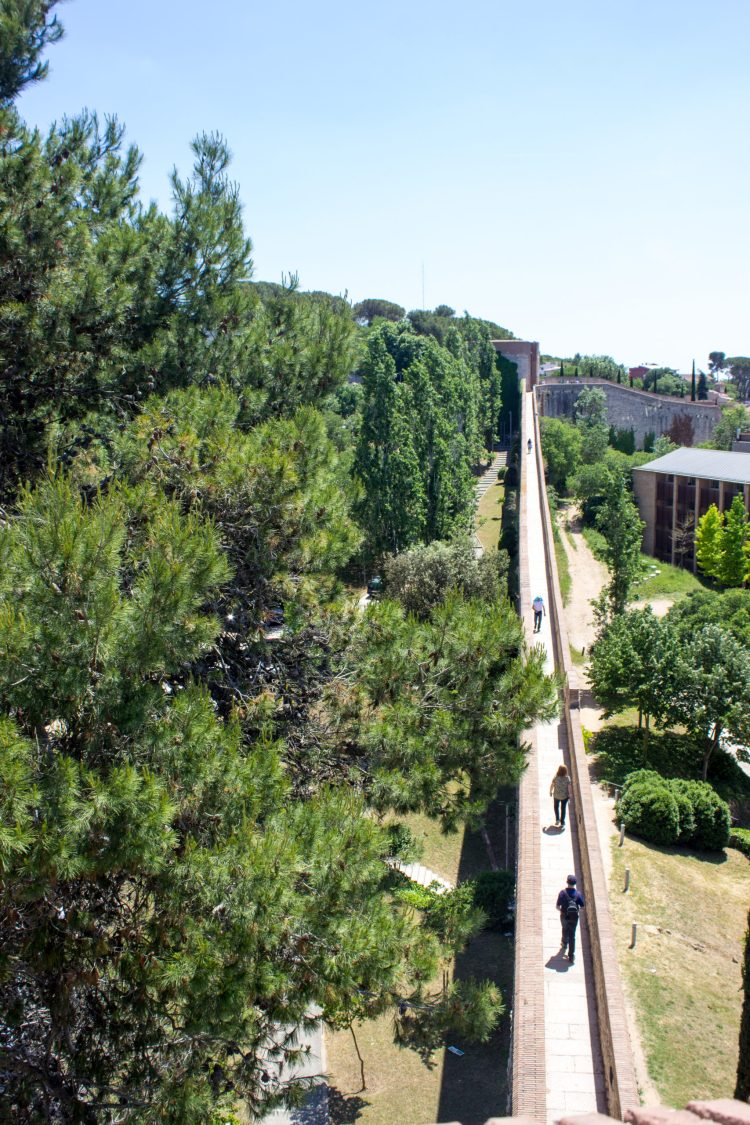 girona-old-city-wall