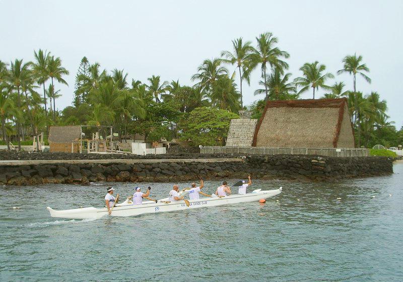 Ahu'ena Heiau, Kailua Kona Hawaii: Photo by Donnie MacGowan