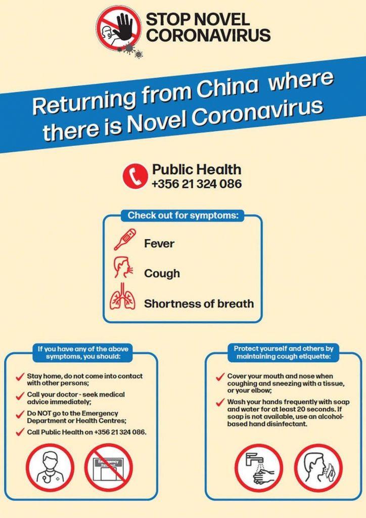 As Malta Sets Up Coronavirus Response Team, People Keep Calling ...