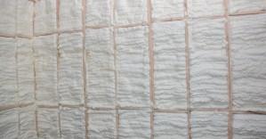 Attic open cell spray foam insulation